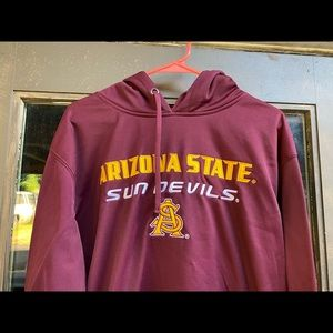 Stadium Athletic ASU Hoodie Sweatshirt Size XL